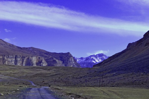 Journey to Kaza - A journey that seems endless...
