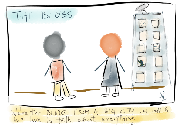 The Blobs_001_The toons who love to talk