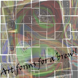 Art forms for a brew