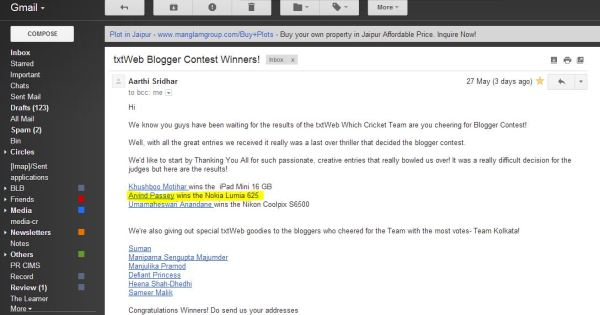 txtWeb contest_winner