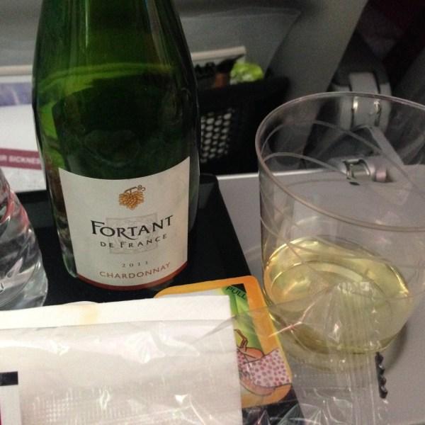 Food served inside the aircraft was good... Qatar Airways