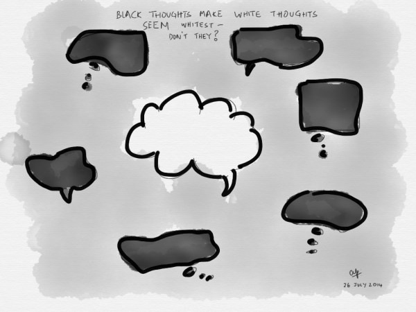 Sketches_black thoughts