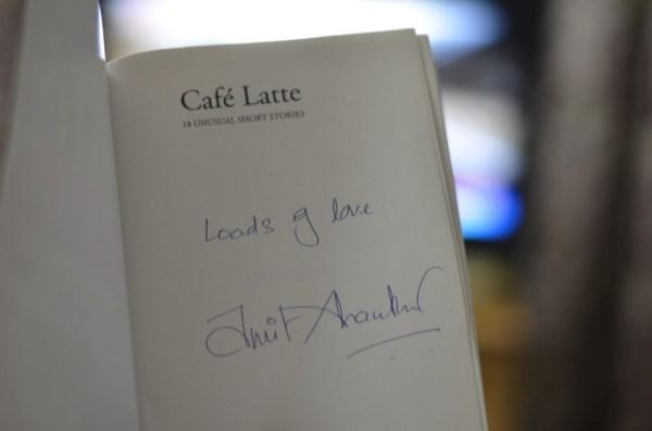 'Cafe Latte'... published by Vitasta Publishing