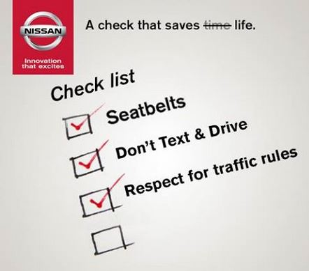 Focus on road safety rules