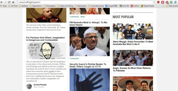 2015_02_27_HuffingtonPost India_Imagination is dangerous and combustible