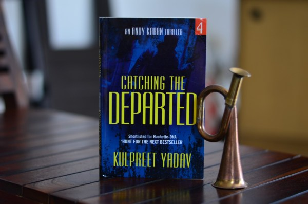 Pink candies in a thriller. Review of 'Catching the Departed'