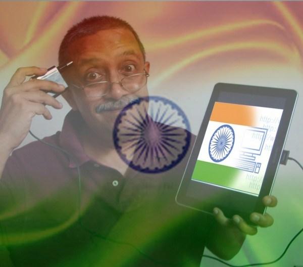 Digital India -- Growth chromosomes on wheels of technology