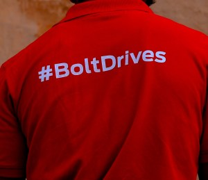 #BoltDrives was interesting...