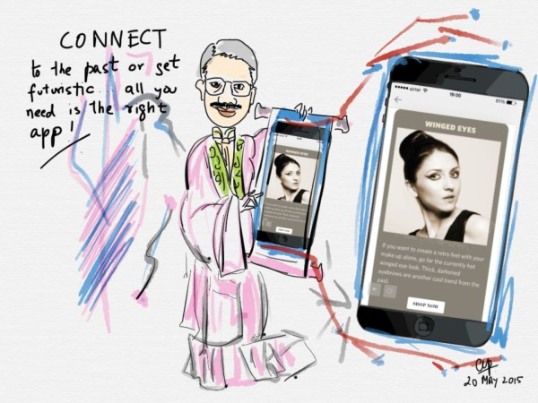 A mystery called CONNECT... a myntra to make the world of style a smaller place!