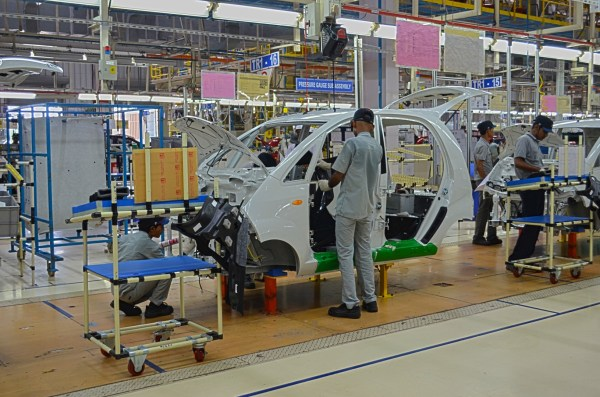 Skills on the assembly line are induced by good managerial practices