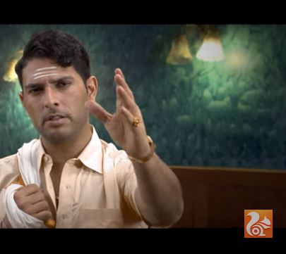 Even Yuvraj loves the UC Browser