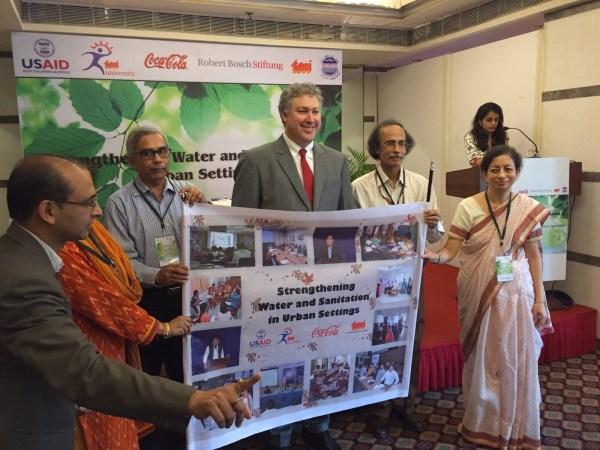 'Strengthening Water and Sanitation in Urban Settings' initiative in Kolkata