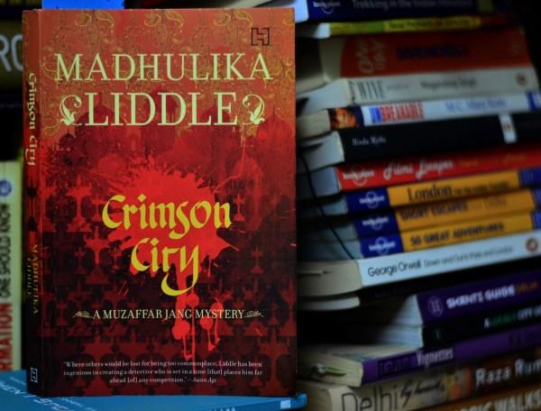 Crimson City_Madhulika Liddle_hachette India