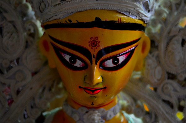 Durga Puja 2015. The unbeatable expression