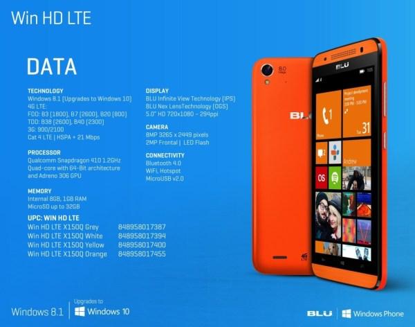 win HD LTE