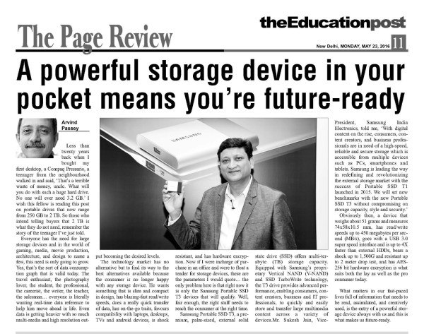 2016_05_23_The Education Post_Samsung Portable SSD T3
