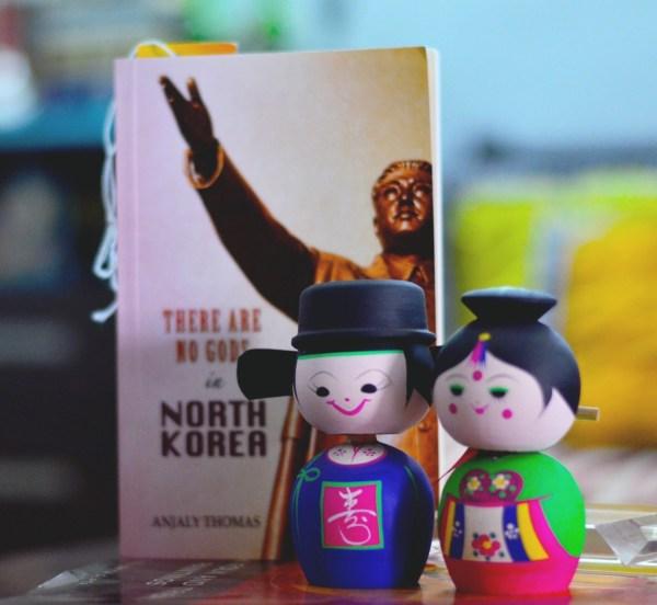 There are no Gods in North Korea_Anjaly Thomas_Niyogi Books