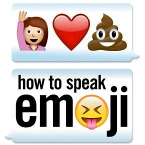 Riding on emojis to search for our roots