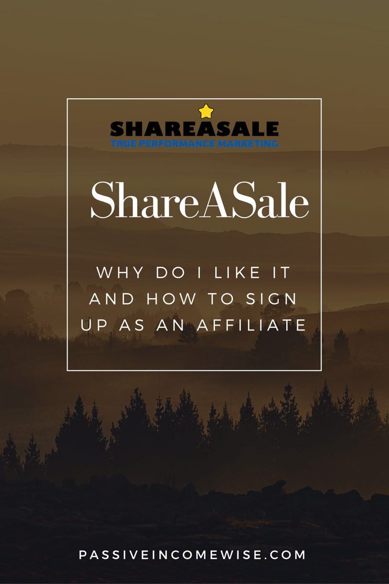 ShareASale: Why Do I Like It and How to Sign Up as an Affiliate