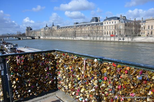 Bridge of Locks Paris