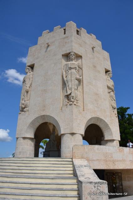 Jose Marti's Tomb