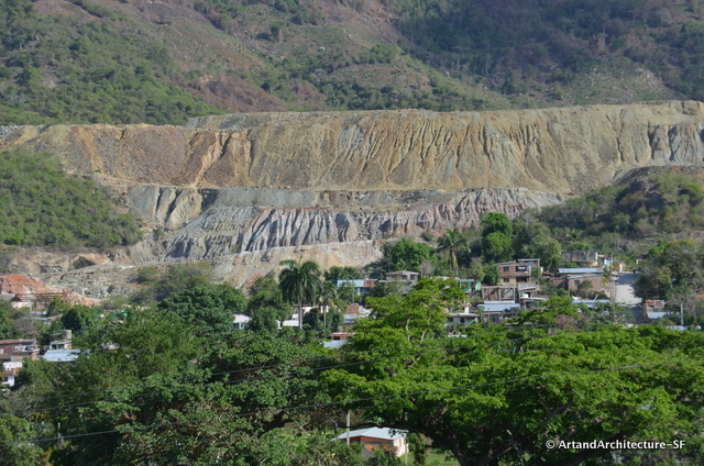 The Copper Mines of the area