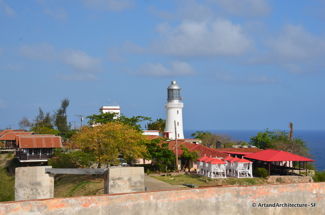 Lighthouse at El Morro