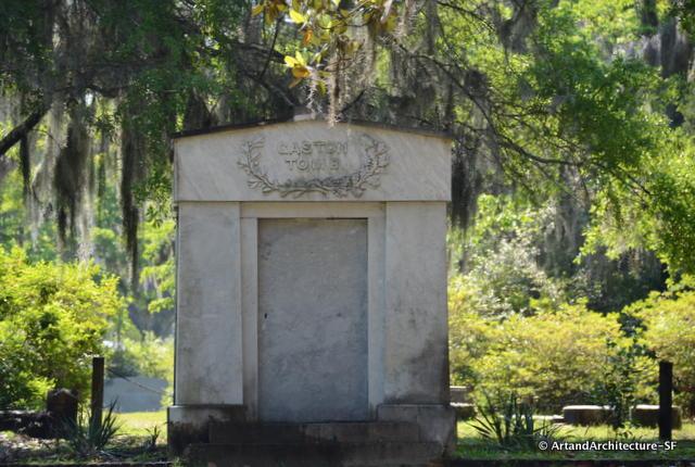 Gaston's Tomb
