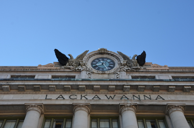 Lackawanna Train Station