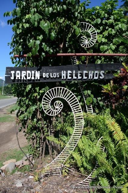 Jardin de los Helechos