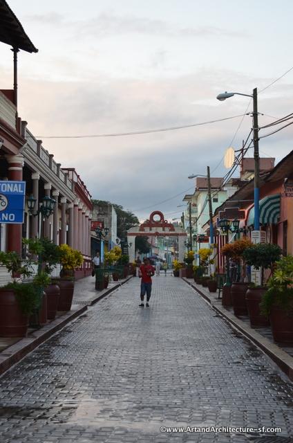 The Town of Baracoa Cuba