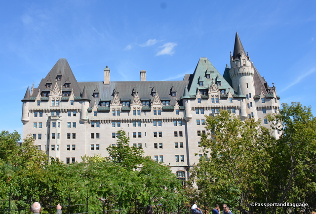Canadian Railroad Hotel Ottawa