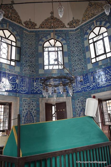 The tomb of Grand Vizier Rüstem Pasha