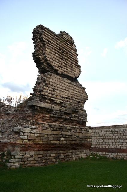 Theodossian Walls of Istanbul