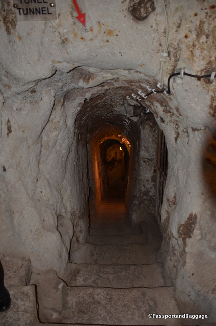 Underground Caves of Cappadocia