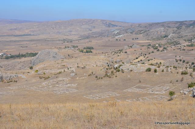 Overlooking Boğakale