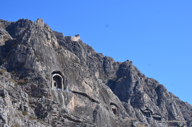 Pontic King Tombs of Amasya