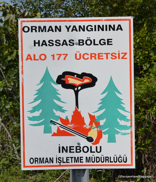 Turkish road signs are some of the best