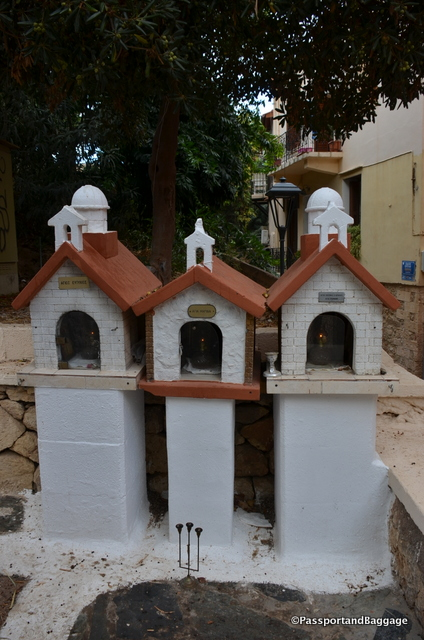 Relics to the Saints of Chania