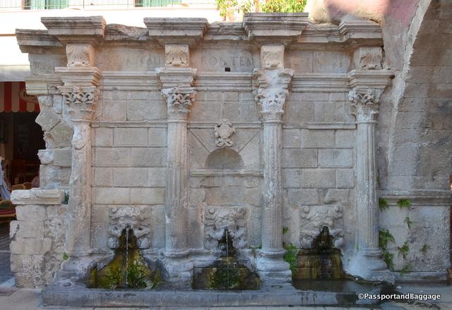 The Ramindi Fountain