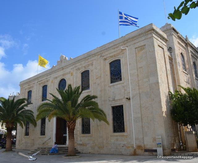 The Church of Saint Titus