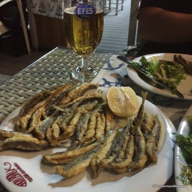 fish at Mustafa Amca'nın Yeri - Canlı Balık Restaurant