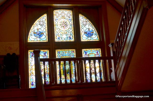 Maymont Tiffany Window