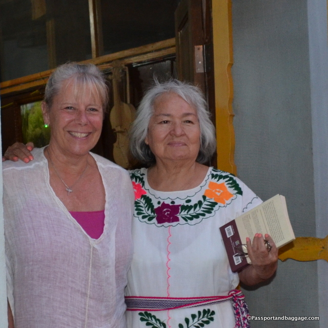 The author Ma. Monserrat Alcarez Urias is on the right