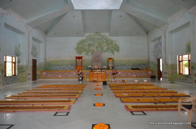 The Temple at SINI