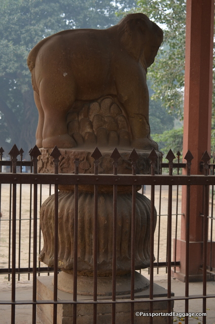 Sankasya Ashoka Pillar