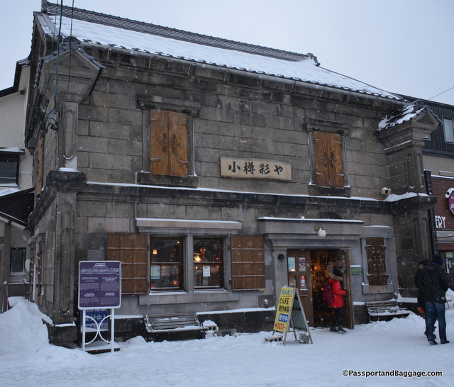 Historic Buildings of Otaru