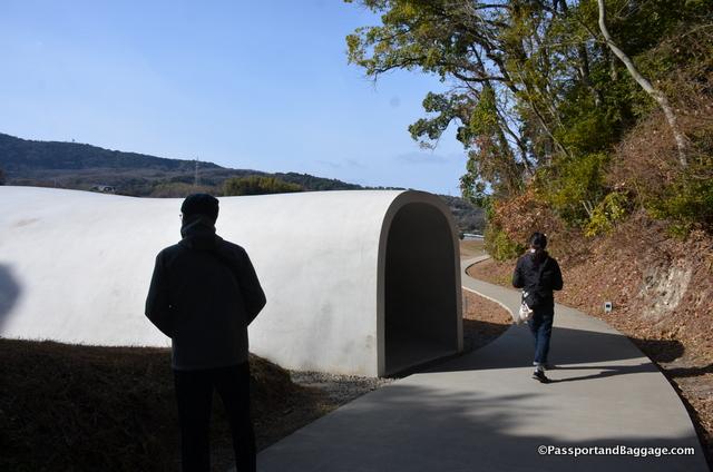 Teshima Art Museum Benesse