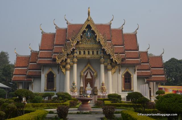 The Royal Thai temple