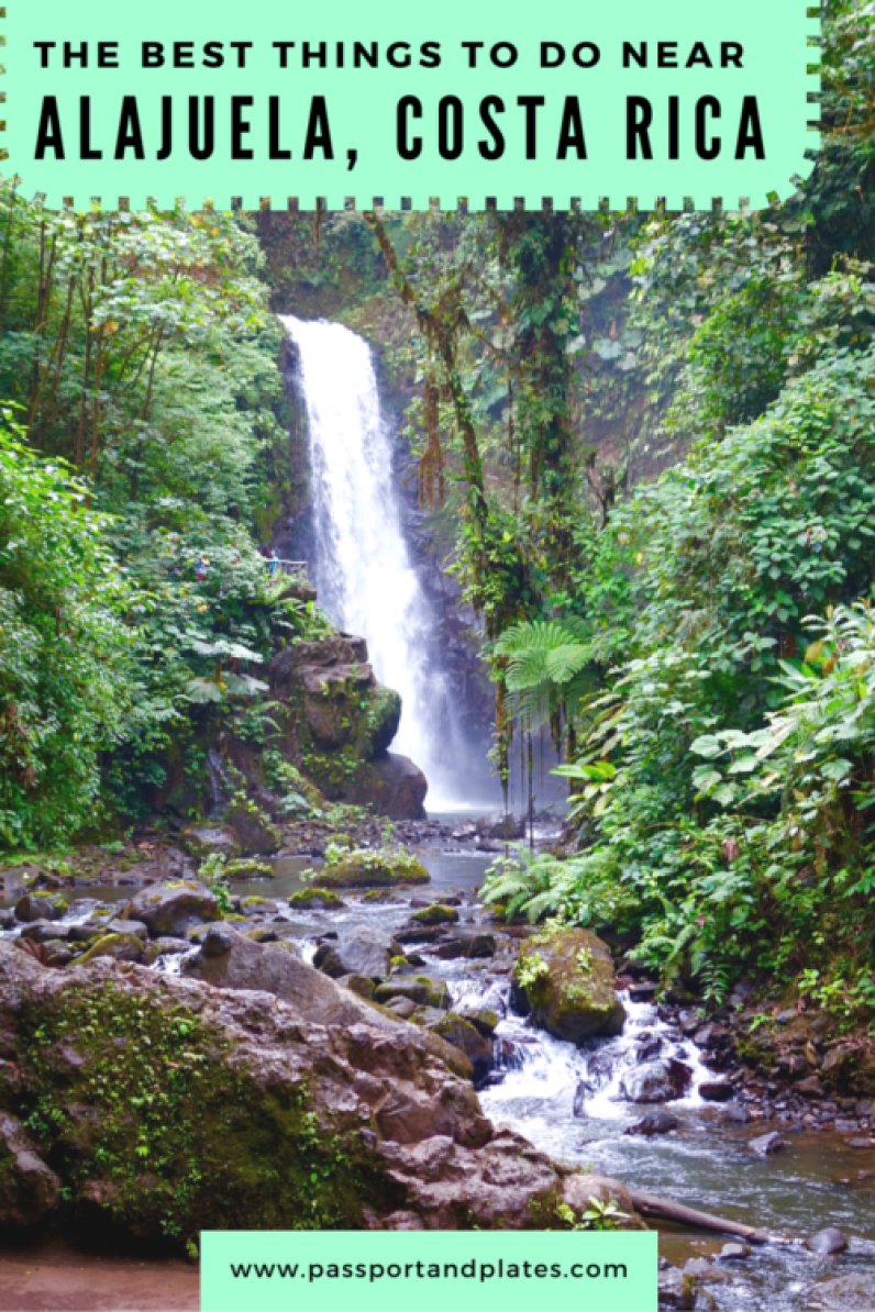 Best Things To Do Near San Jose Airport Costa Rica